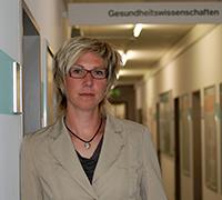 Dr. Eva Baumann, Kommunikationswissenschaftlerin und Grotemeyer-Preisträgerin. Foto: Universität Bielefeld