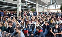 3.700 Fachanfänger starten in Bielefeld ihr Studium.