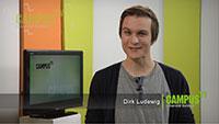 Die neue Folge von Campus TV mit Dirk Ludewig ist online