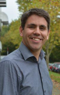 Dr. Steven Ramm von der Universität Bielefeld hat ein Themenheft zur Konkurrenz von Spermien zusammengestellt. Foto: Universität Bielefeld