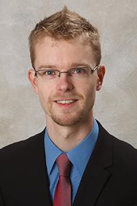 Stephan Barden promovierte in der Arbeitsgruppe Strukturbiochemie. Foto: Universität Bielefeld
