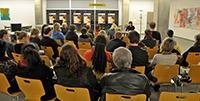 Am 20. Oktober lesen Studierende und Lehrende in der Universitätsbibliothek öffentlich aus ihren Lieblingsbüchern. Foto: Universität Bielefeld