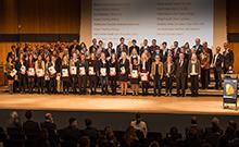 Bielefelder Stipendiatinnen und Stipendiaten