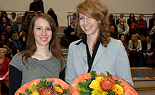 Winners of the Huerkamp-Award