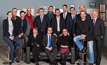 Dissertationspreisträgerinnen und -träger 2014