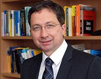 Prof. Dr. Frank Riedel, Foto: Universität Bielefeld