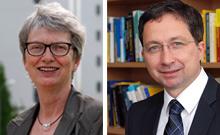 Prof. Dr. Katharina Kohse-Höinghaus / Prof. Dr. Frank Riedel