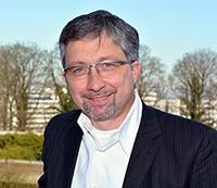 Prof. Dr. Frank Riedel ist Direktor des Instituts für Mathematische Wirtschaftsforschung der Universität Bielefeld. Foto: Universität Bielefeld