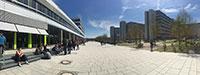 Die Universität Bielefeld bietet im Juni Schnupperkurse für Studieninteressierte an. Foto: Universität Bielefeld