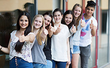 Info-weeks for prospective students  Copyright: Fotolia/Christian Schwier