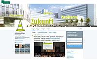 Für Uni-Mitglieder oder alle, die es interessiert: Nachrichten rund um die Modernisierung der Universität