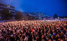 Foto Festival Copyright: Universität Bielefeld