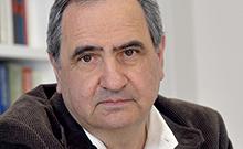Professor Pierre Rosanvallon Copyright: Patrick Imbert