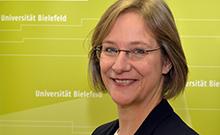 Professorin Epple Copyright: Universität Bielefeld