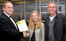DAAD-Preis Copyright: Universität Bielefeld