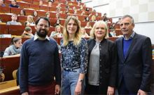 Erstsemesterbegrüßung Copyright: Universität Bielefeld
