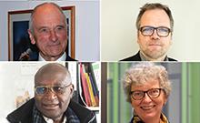Verschiedende Wissenschaftler der Universität Bielefeld Copyright: Universität Bielefeld