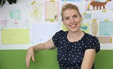 Prof. Dr. Miriam Lüken Copyright: Universität Bielefeld