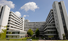 Unigebäude Copyright: Bielefeld University