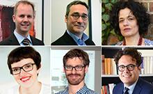 Neue Professorinnen und Professoren Copyright: Universität Bielefeld