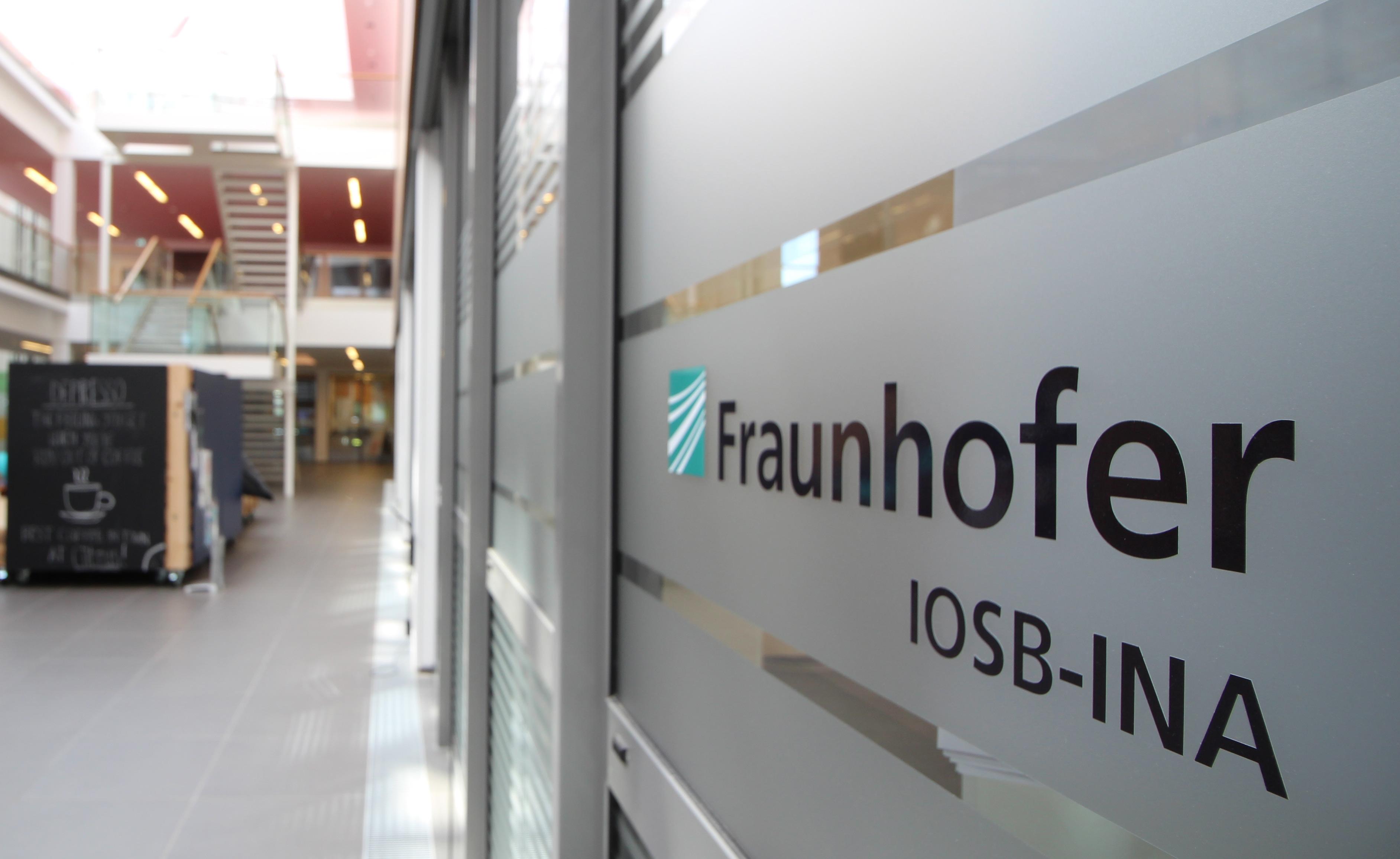 Vertragsunterzeichnung Copyright: Fraunhofer
