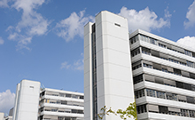 Unigebäude Copyright: Universität Bielefeld