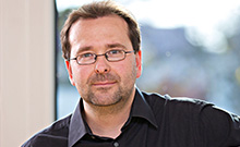 Prof. Dr. Oliver Krüger Copyright: Universität Bielefeld