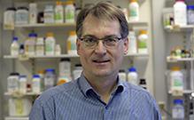 Prof. Dr. Thomas Dierks Copyright: Photo: Bielefeld University