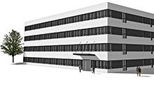 Gebäude Z Copyright: Kleusberg GmbH