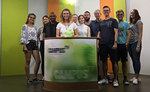 Team Campus TV Copyright: Bielefeld University