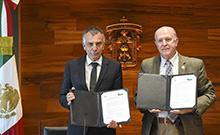 Verträge mit Guadalajara Copyright:  Universidad de Guadalajara