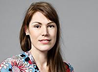 """Prof.'in Dr. Eleonora Rohland organisiert die ZiF-Tagung """"Modellierung sozio-ökologischer Transformationen der Amerikas während der kleinen Eiszeit"""". Foto: Philipp Ottendörfer"""