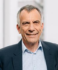 Prof. Dr.-Ing. Gerhard Sagerer (Photo: Bielefeld University/M.Adamski)