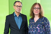 How do jihadists and extreme right-wingers become radicalized? The X-Sonar joint research project is devoted to this question. X-Sonar is headed by Prof. Andreas Zick und Dr. Kerstin Eppert, both from the Institute for Interdisciplinary Research on Conflict and Violence (IKG). Photo: Bielefeld University