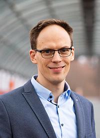 Professor Dr. Matthias Erbar, Foto Universität Bielefeld