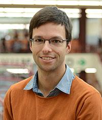 Professor Dr. Gergely Endrödi, Foto: Universität Bielefeld