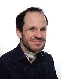 Professor Dr. Manuel Förster, Foto: Universität Bielefeld
