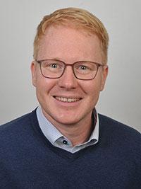 Juniorprof. Dr. Stephan Hammer, Foto Universität Bielefeld