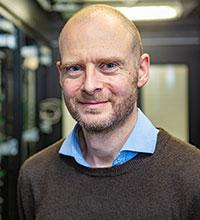 Prof. Dr. Alexander Schönhuth, Foto: Universität Bielefeld/M.-D. Müller