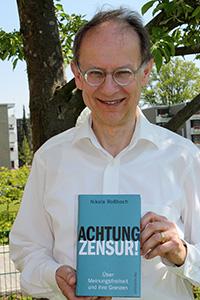 Dr. Hans-Martin Kruckis, Leiter des Zentrums für Ästehik der Universität Bielefeld. Foto: Universität Bielefeld