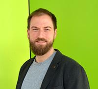 Der Sozialpsychologe Dr. Jonas Rees leitet das Team der Studie zur gesellschaftlichen Wahrnehmung des Umgangs mit der Corona-Pandemie in Deutschland. Foto: Universität Bielefeld