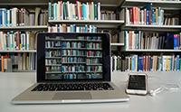 Deutsche Literaturgeschichte: digital und interaktiv im Selbststudium – dieser Multimediakurs wird derzeit an der Universität Bielefeld erarbeitet. Foto: Universität Bielefeld