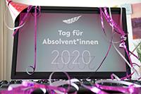 Der Tag für Absolvent*innen findet in diesem Jahr als Online-Event statt.Foto: Universität Bielefeld