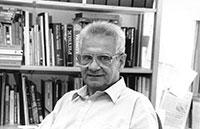 Prof. Dr. Wilhelm Raith, Foto. Universität Bielefeld