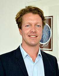 Prof. Dr. Julian Hinz, Foto: Universität Bielefeld
