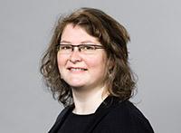 Prof'in Dr. Silke Schwandt organisiert mit ihrem Team die Digital Academy 2020. Foto: Universität Bielefeld/P. Ottendörfer