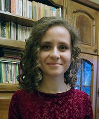 Juniorprof'in Dr. Alexandra-Aurelia Neamtu, Foto: Universität Bielefeld