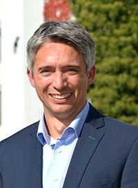 Prof. Dr. Sebastian Rehberg, Foto: Universität Bielefeld