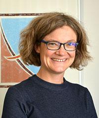 Prof'in Dr. Gabi Schierning, Foto: Universität Bielefeld