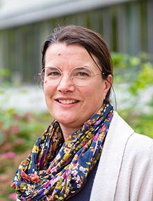 Prof'in Dr. Barbara A. Caspers, Foto: Universität Bielefeld/M.-D. Müller